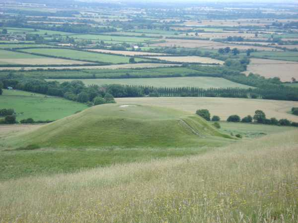 Vale of the White Horse (Copyright Diane McLaren)