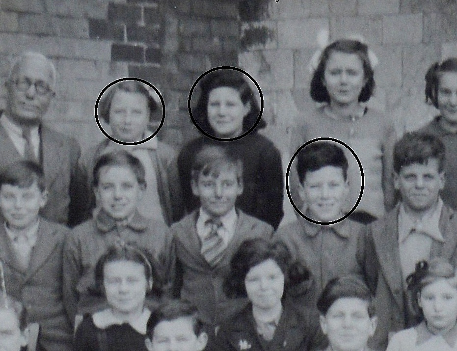 class 1948 unknown circled